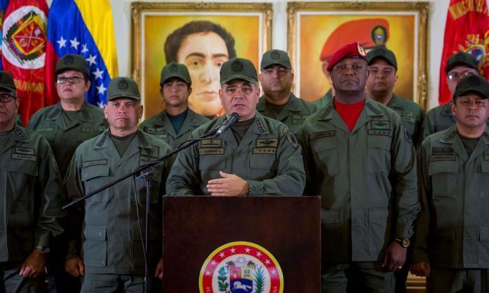 Venezuela denuncia un nuevo intento de ataque por parte de Colombia