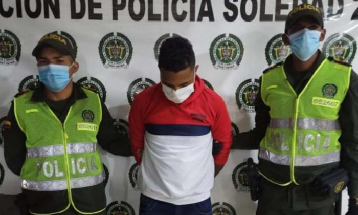 A la cárcel presunto cómplice del asesinato de 'Alex Gago'