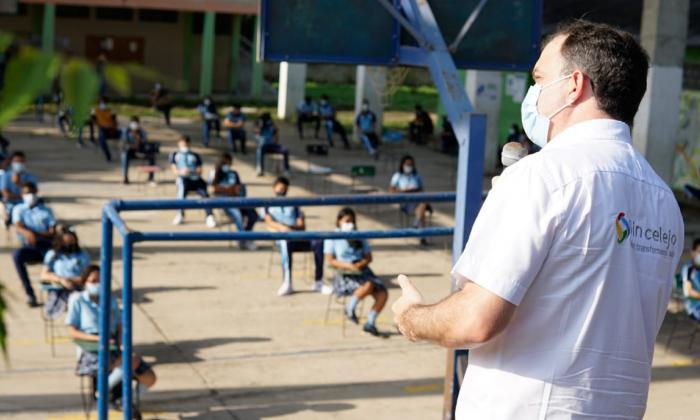 Sincelejo aumenta las instituciones con clases en alternancia