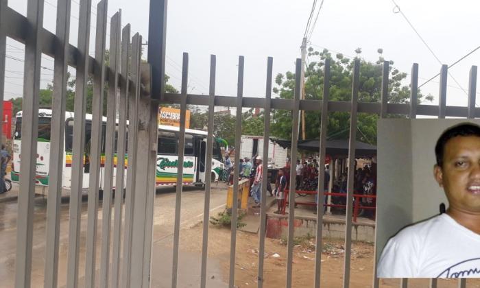 Hombre murió luego de ser arrollado por una buseta en Sabanalarga