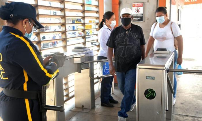 Dau busca salida por crisis de recaudo  en Transcaribe
