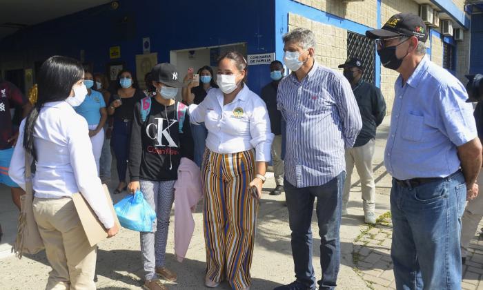 Hallan a menor reportada como desaparecida en Cartagena