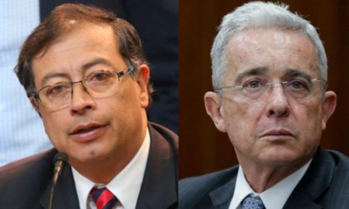 Corte archiva denuncia de Uribe contra Petro