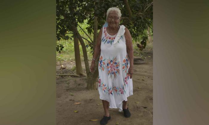 """""""Me doy el gusto de tener 108 años y decir que jodí al 'bicho"""": Ángela Orozco"""