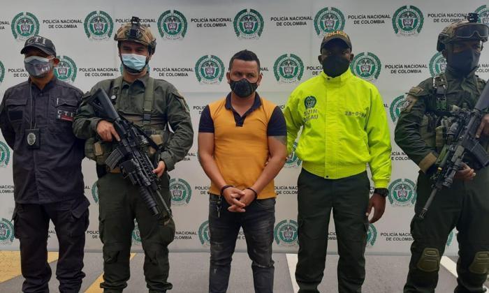A la cárcel señalados de masacres en Valle y Cauca