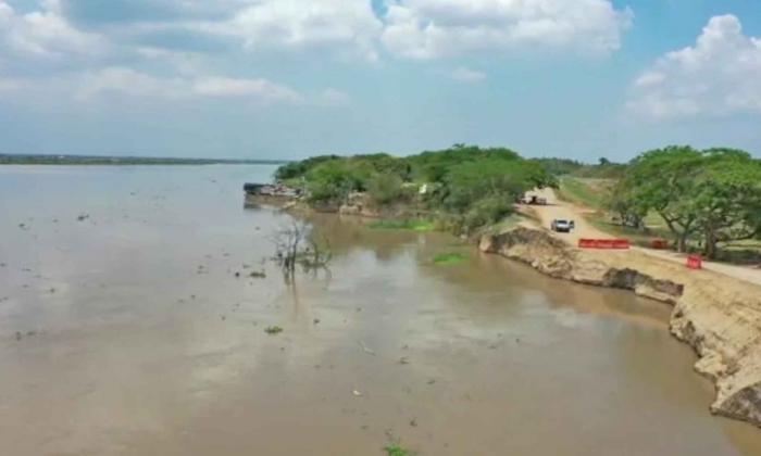 Urgen ejecución del plan de acción contra erosión en Salamina