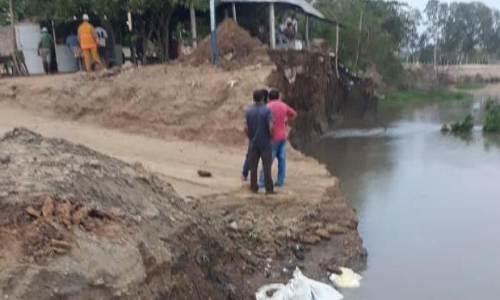 Preocupación por erosión de ferry de Salamina