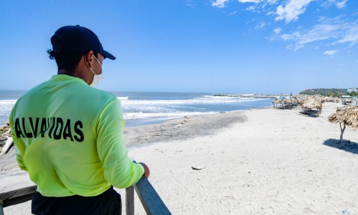 Gobernación recuerda toque de queda y ley seca para este fin de semana
