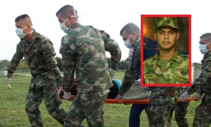 Tragedia en el Cesar: rayó mató a soldado