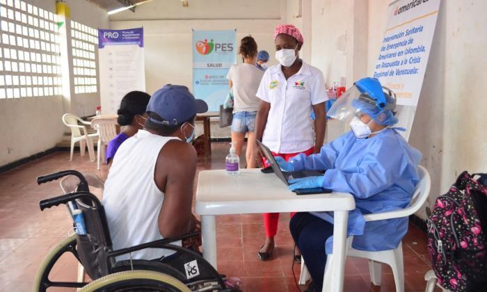Vacunarán en conjuntos residenciales en Cartagena