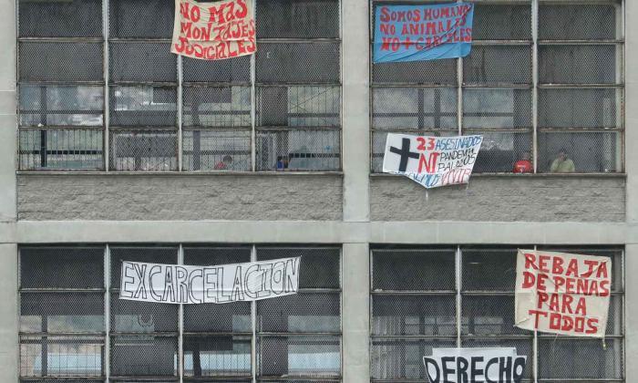 Situación actual de las cárceles en Latinoamérica