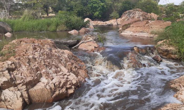Se desbordó el río Badillo, en Cesar