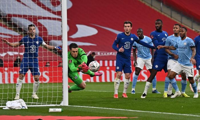 El Chelsea elimina al Man. City de FA Cup y evita el póker de Guardiola