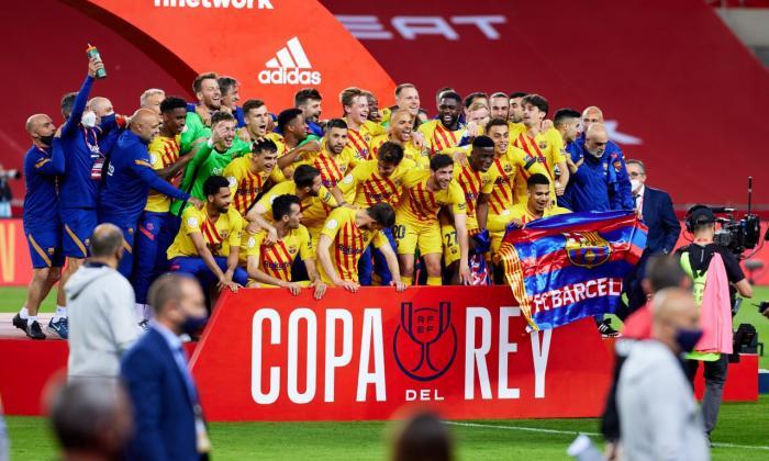 Athletic de Bilbao vs. Barcelona por la Copa del Rey