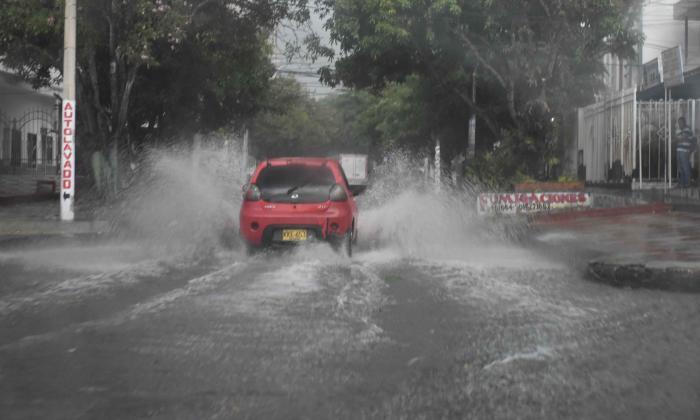 Ideam anuncia que seguirán las fuertes lluvias