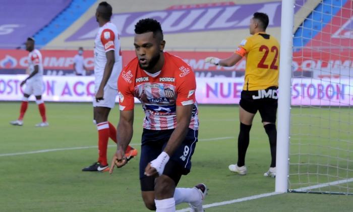 Junior se medirá a Santa Fe en los cuartos de final de la Liga