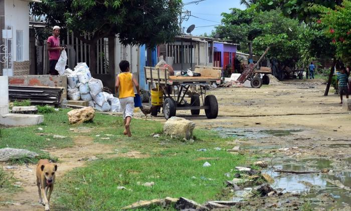 Pobreza aumentó en la Costa Caribe por el impacto de la pandemia