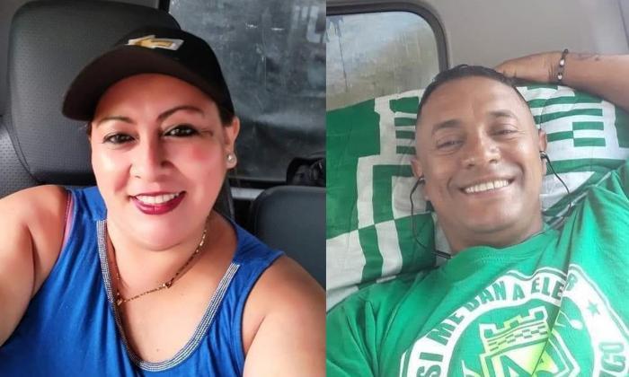 Matan a esposos, al parecer, para robarles el camión en el que viajaban