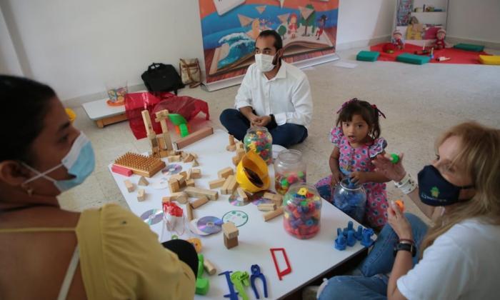 El programa de atención a Primera Infancia llegará a otros mil menores