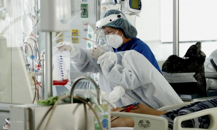 Atlántico suma 57 fallecidos en el sector salud por covid-19