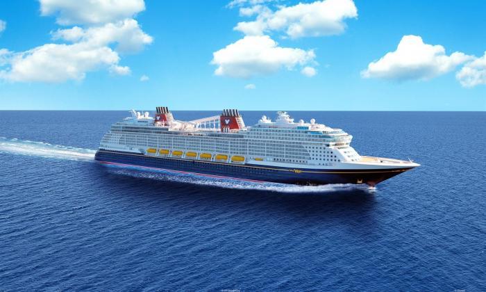 Disney presenta su nuevo crucero debutará en 2022