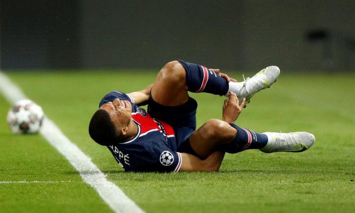 Mbappé se perderá el duelo liguero del PSG