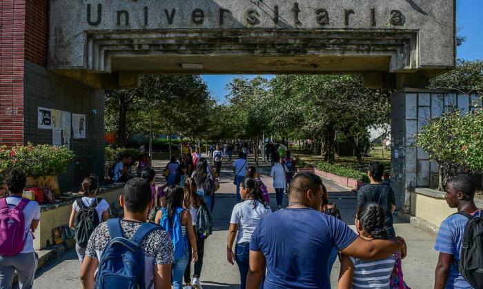 Estudiantes de Uniatlántico se declaran en paro