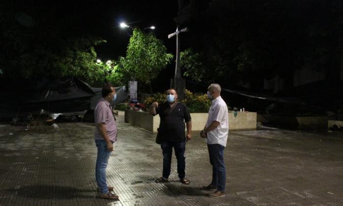 Comunidad indígena inició retorno a sus resguardos en el sur de Córdoba