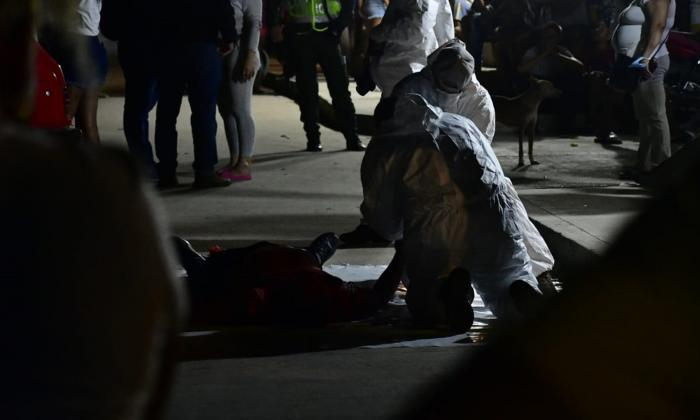 Alias Congo, asesinado en Malambo, habría participado en varios robos