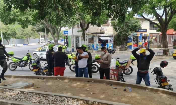 Gobernador del Magdalena pide cambio de toque de queda a Mininterior