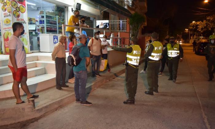 Confinamiento en Cartagena el próximo fin de semana