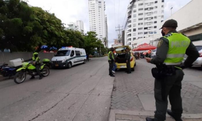 No habrá toque de queda continuo en Cartagena