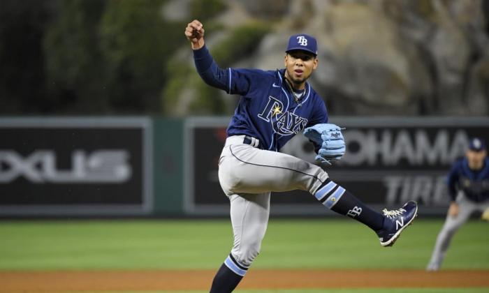 Tampa Bay Rays manda a Luis Patiño a la lista de lesionados