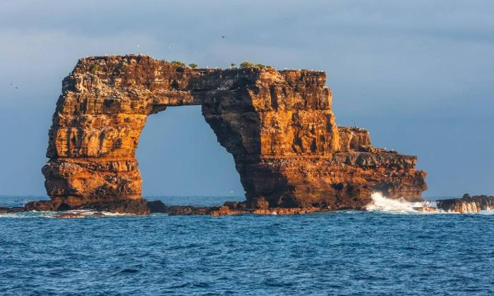 Colapsa el icónico Arco de Darwin