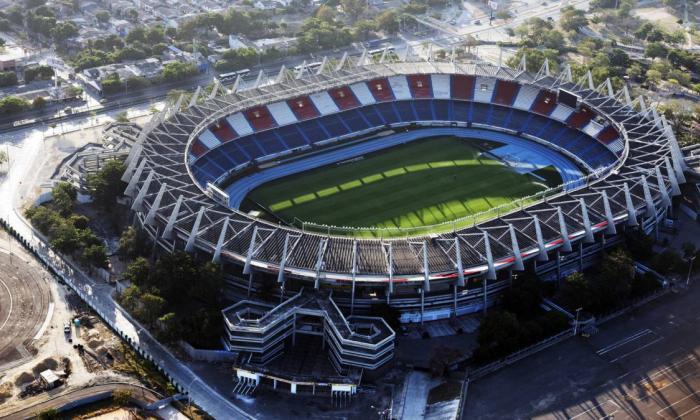 ¿Colombia vs. Argentina se jugará en Barranquilla?