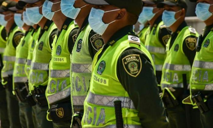 Muere policía durante enfrentamientos en Cali