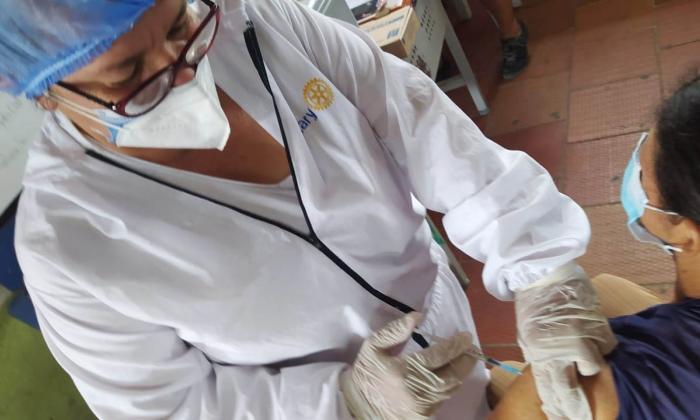 Avanza a buen ritmo vacunación en Soledad (Atlántico)
