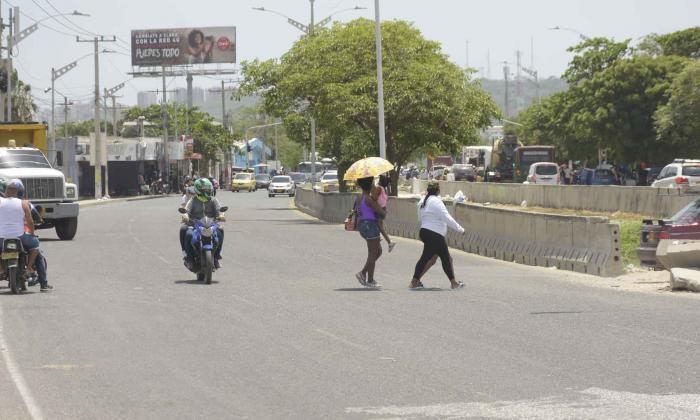 Piques ilegales: un problema que rueda por la Circunvalar