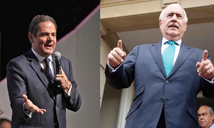 """""""A Vargas Lleras le cabe el país en la cabeza"""": expresidente Pastrana"""