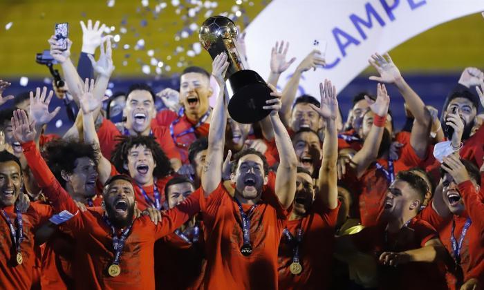 El rival de Junior en la Copa Sudamericana