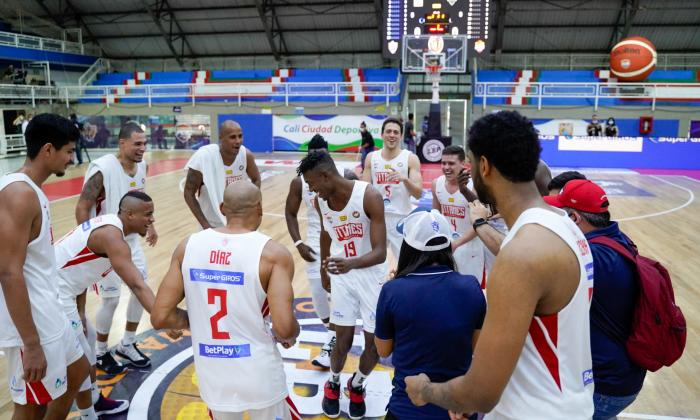 Titanes vs. Tigrillos por la final de la Liga de Baloncesto Profesional de Colombia