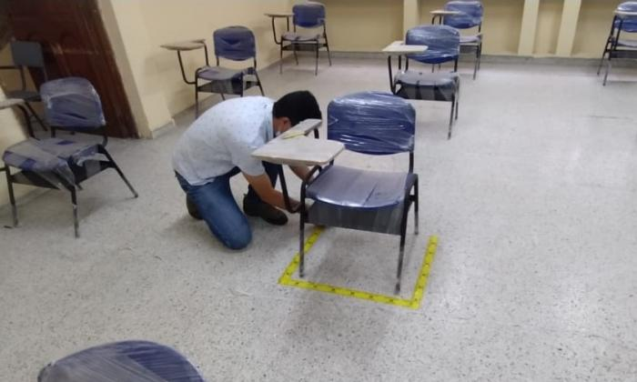 30% de estudiantes de Normal Superior de Cartagena retornará a aulas