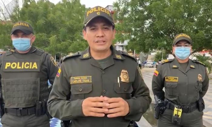 Autoridades en Sucre hacen un llamado a disfrutar el partido con autocuidado