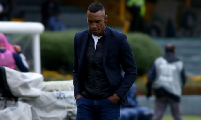 Luis Amaranto Perea tras la eliminación de Junior ante Millonarios por la LigaBetPlay
