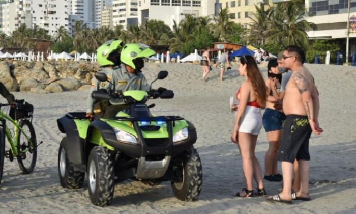 Minsalud reporta 15 personas fallecidas y 1.127 casos de covid en Cartagena
