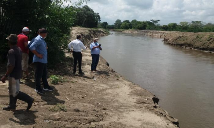 Lanzan S.O.S por posible inundación en área rural de Ciénaga, Magdalena