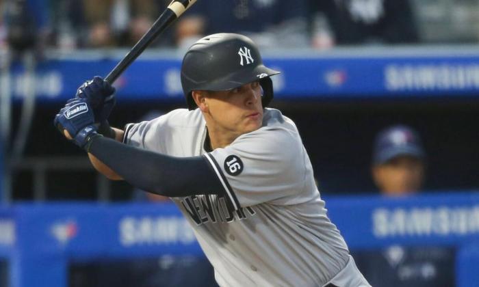 Urshela le da la victoria a los Yankees contra Oakland Athletics