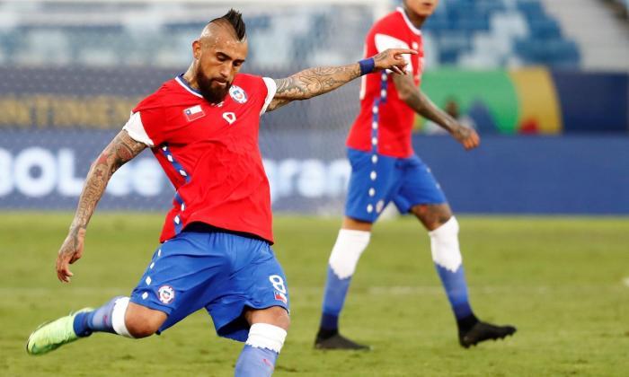 Jugadores de Chile rompieron el protocolo sanitario y serán sancionados
