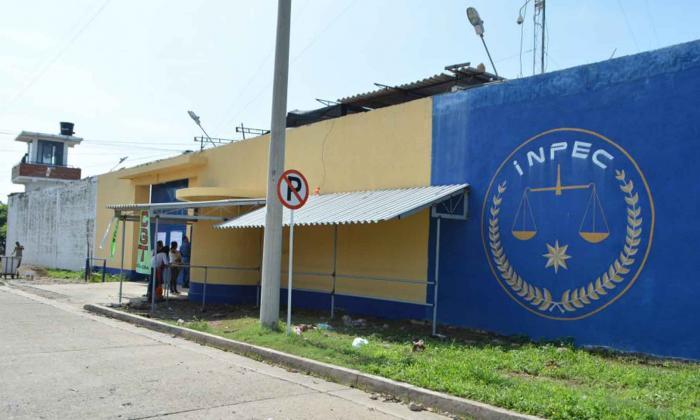Trasladarán a 62 reclusos de alta peligrosidad de la cárcel de Valledupar