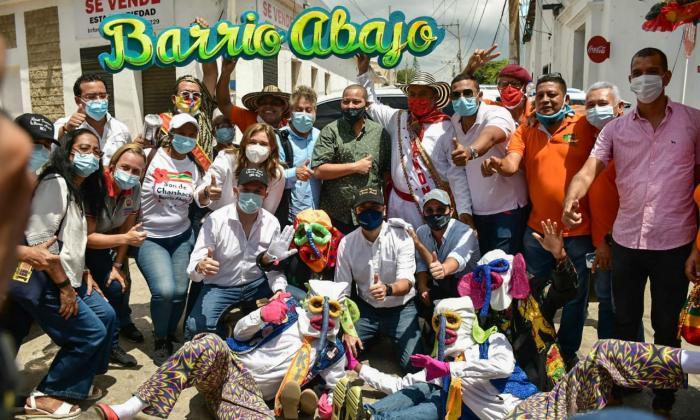 Barrio Abajo es oficialmente un Bien de Interés Cultural del Distrito
